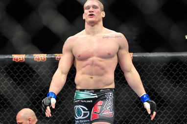 Todd Duffee Won't Reveal Nature of Injury, Shooting for Late 2013 Return