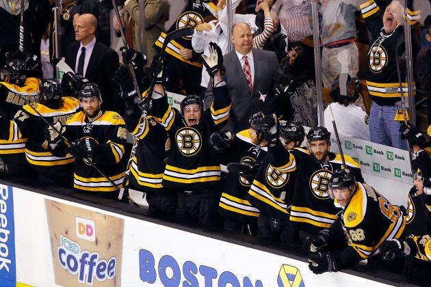 Depth Propels Bruins to Eastern Conference Finals
