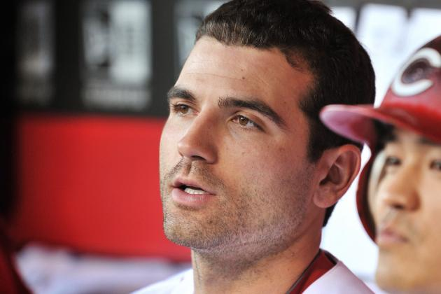 Baker Not Happy with Votto's Outburst