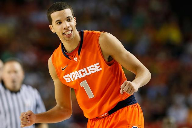 Michael Carter-Williams Deserves to Be a Top-10 Pick in 2013 NBA Draft