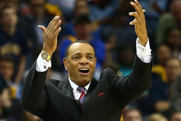 Lionel Hollins Is No Fan of Flopping