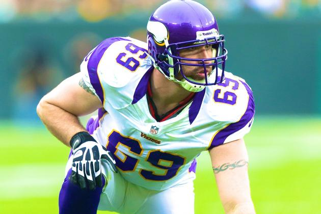 Why This Will Be Jared Allen's Last Season with the Minnesota Vikings