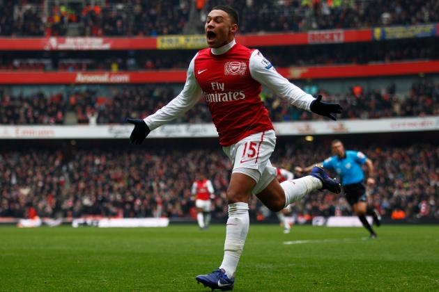 Why It's Time for Wenger to Trust Alex Oxlade-Chamberlain at Arsenal Next Season