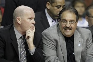 Inside the NBA: Source: Bobcats to Hire Lakers Assistant Steve Clifford