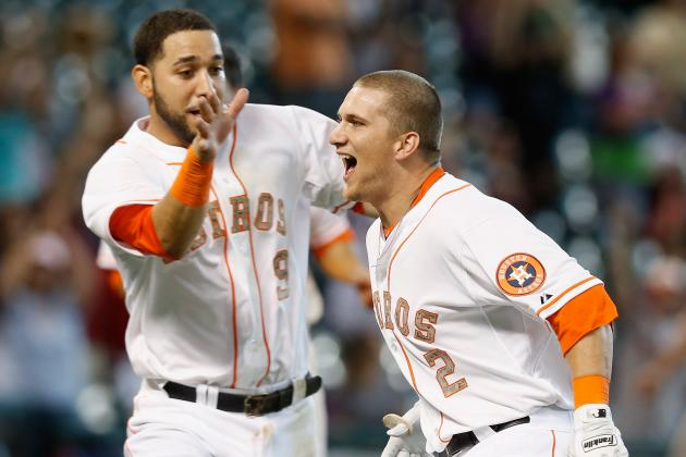 Barnes' Double Gives Astros Walk-off Win