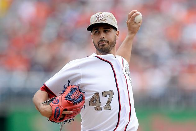Gio Gonzalez, Washington Nationals Fall to Baltimore Orioles 6-2