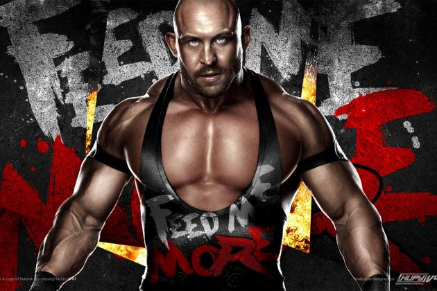 WWE Payback: Ryback Will Go over John Cena and Capture the WWE Championship