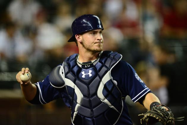 Padres to Get Yasmani Grandal Back from Suspension Tuesday