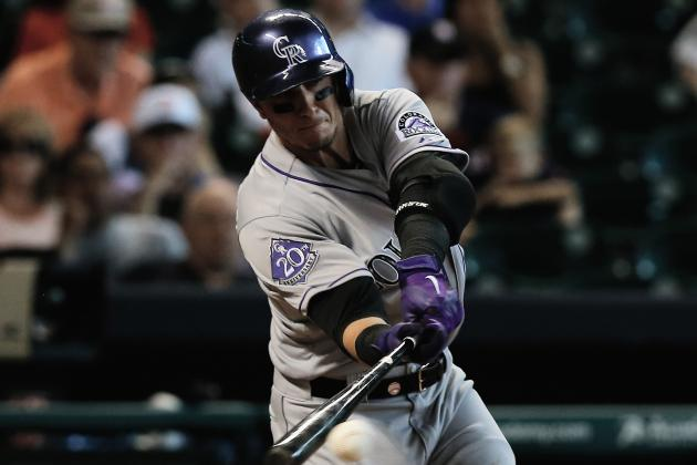 Rockies Leave 15 Runners Stranded, Lose in 12 Innings to Astros