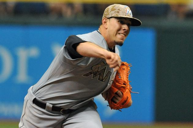 Fernandez Has Disappointing Homecoming in Marlins' 10-6 Loss