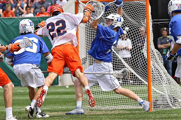 NCAA Lacrosse Championship 2013: Syracuse's Weakness Exposed vs. Duke