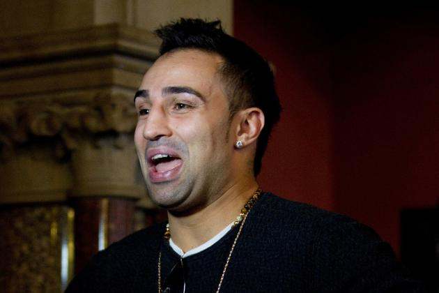 Malignaggi: I'll Piss on Broner If I Drop Him