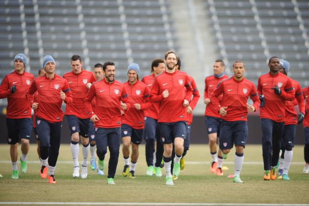 USMNT Notes: Roster Takes Shape Ahead of Belgium Friendly
