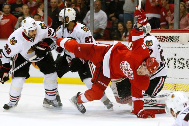 Chicago Blackhawks vs Detroit Red Wings Game 6: Live Score, Updates and Analysis