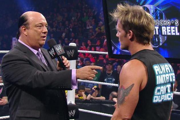 WWE Payback: Why Chris Jericho Is the Perfect Opponent for CM Punk's Return