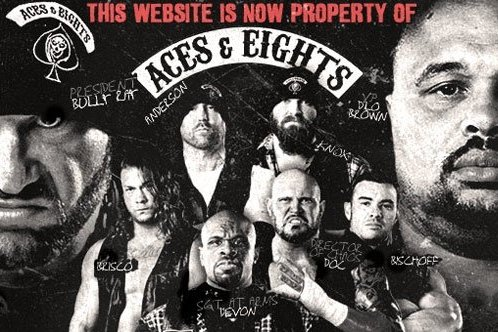 TNA Impact Wrestling: Aces & Eights Have More to Give