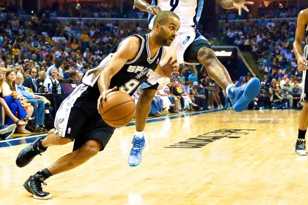 Spurs vs. Grizzlies Game 4: Live Score, Highlights and Analysis