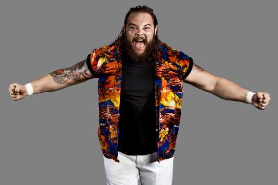 Twitter Reaction to Bray Wyatt Promo on Monday's WWE Raw