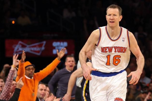 New York Knicks Will Need a Revamped Steve Novak in 2014