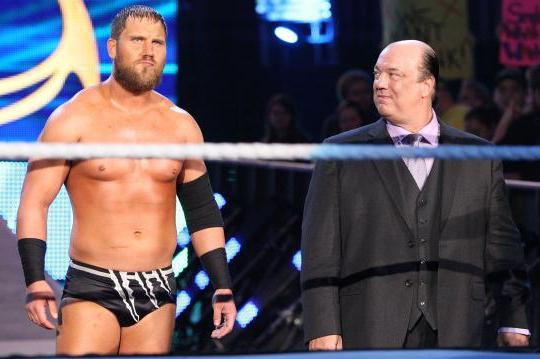 Why Paul Heyman as Manager Is the Missing Ingredient Curtis Axel Needs