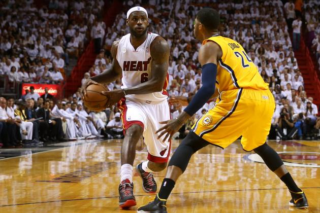 NBA Playoffs TV Schedule: Where and When to Watch Conference Finals Action