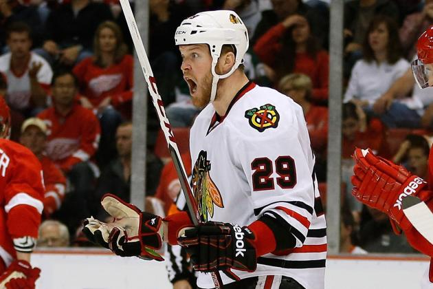 Bickell Still Has Hot Hand in Postseason