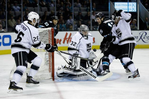 NHL Playoffs 2013: San Jose Sharks vs. Los Angeles Kings Game 7 Preview