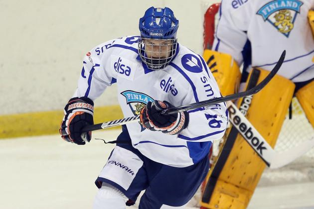 NHL Draft 2013: Where This Year's Biggest Stars Will Land
