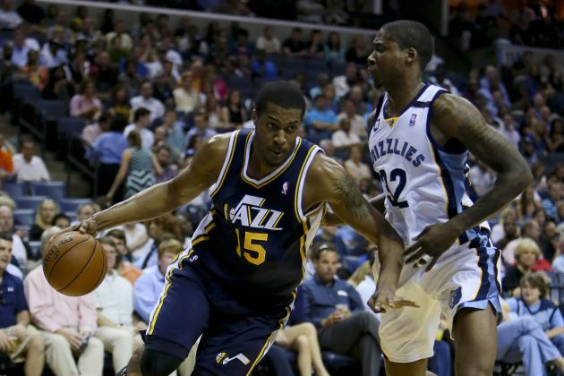 Derrick Favors-Enes Kanter Frontcourt Is a No-Brainer for Utah Jazz