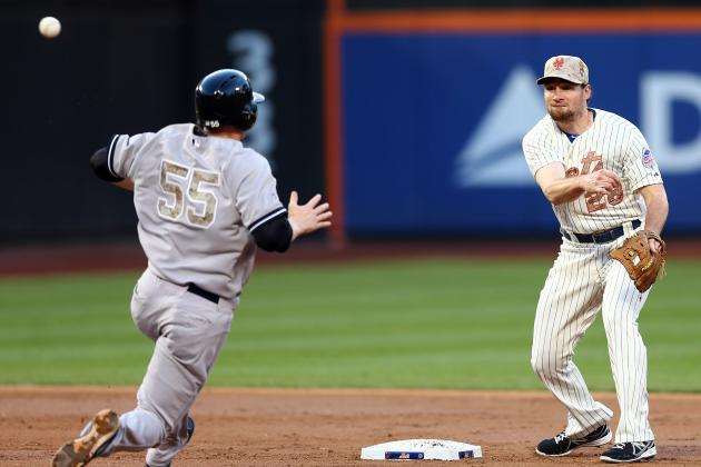 Mets Beat Yankees on Go-Ahead Single from Murphy in Subway Series Opener