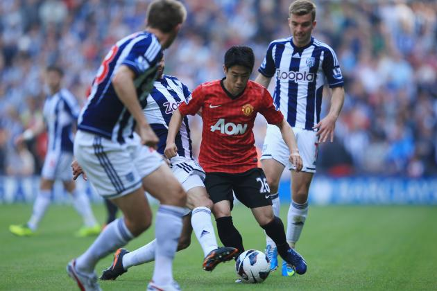 Predicting How David Moyes Will Use Shinji Kagawa Next Season
