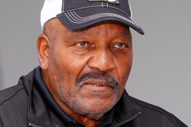 Browns Set to Reintroduce Jim Brown to a Role in Organization