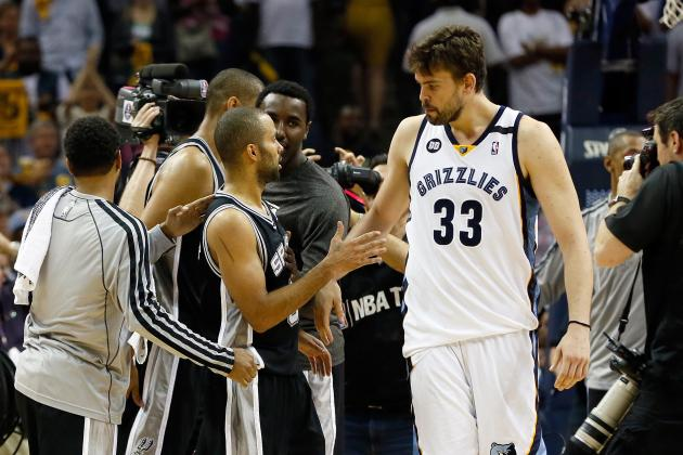 2013 NBA Playoffs: Memphis Grizzlies Prove the Necessity of Having a Superstar