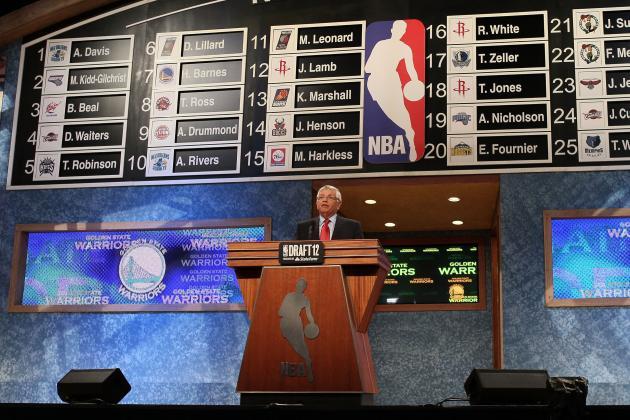 NBA Trade Rumors: Latest Buzz on Teams Shopping 2013 Draft Picks