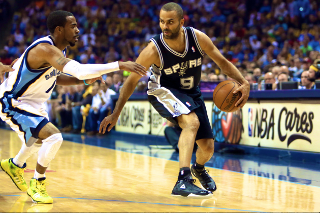 Tony Parker Proves That He's the NBA's Best Postseason Point Guard