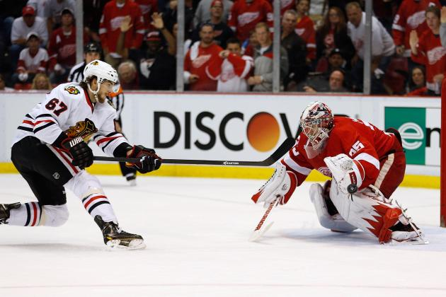 Chicago Blackhawks Game 6 Win over Detroit Red Wings Aided by Role Players