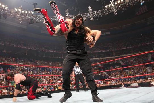 Why Roman Reigns Is Holding Back the Shield