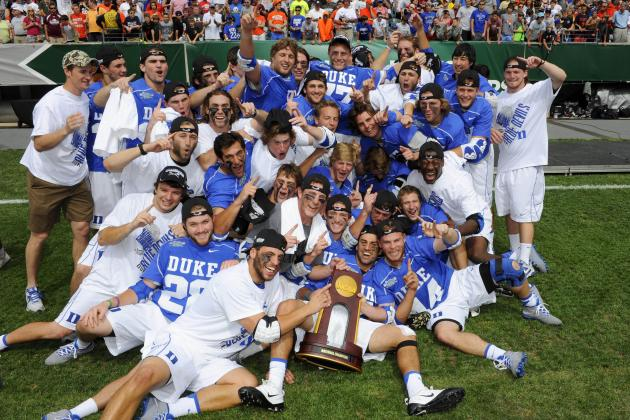 NCAA Lacrosse: Duke Beats Syracuse 16-10 to Capture 2013 National Title