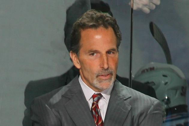 Tortorella, Lundqvist Relationship May Decide Coach's Future with Rangers