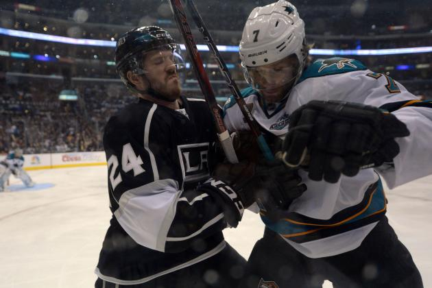 San Jose Sharks vs. Los Angeles Kings: Breaking Down Game 7