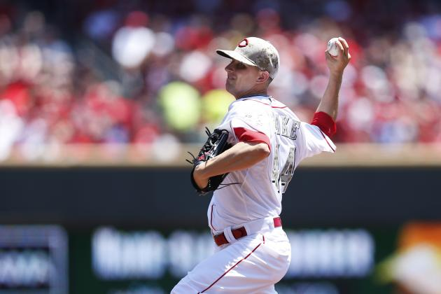 Mike Leake Has Answered His Critics with Great Start to Season