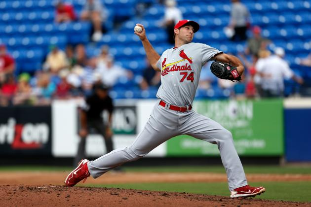Cardinals Confirm Top Prospect Wacha to Start Thurs.