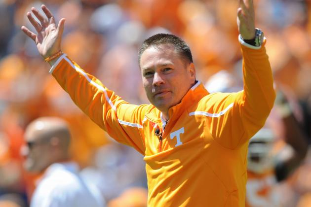 Tennessee Shouldn't Gauge Butch Jones by the Vols' 2013 Record