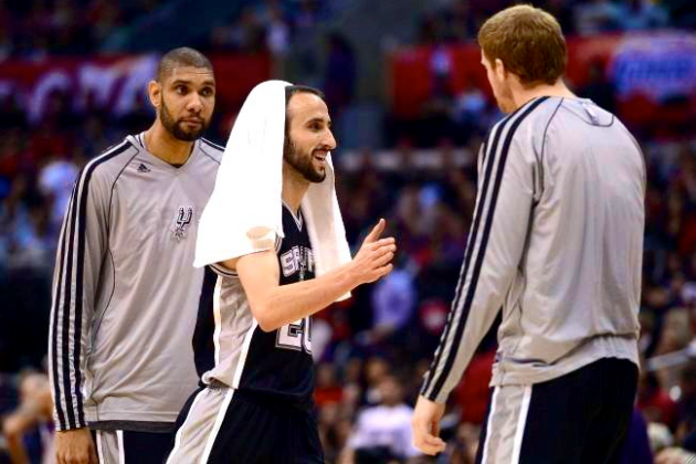 Breaking Down the Anti-Swag of the San Antonio Spurs