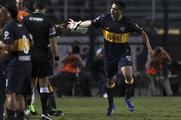 Juan Roman Riquelme: Playing out of Love and for the Glory