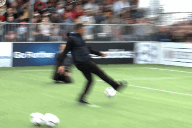 Will Smith's Soccer Fail