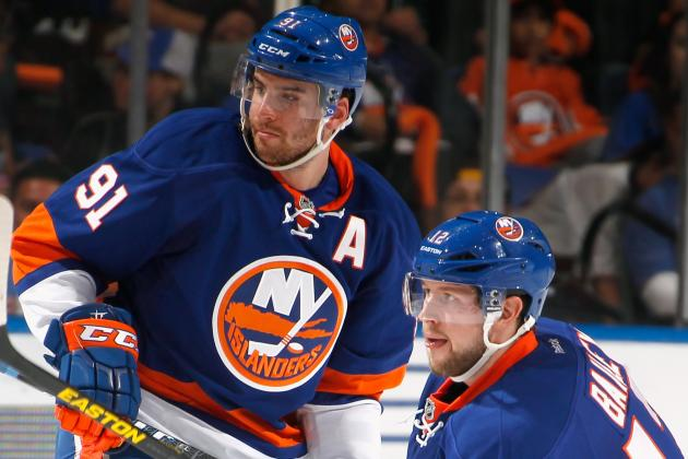 Source: Islanders to Play Pre-Season Game in Barrie, Ontario