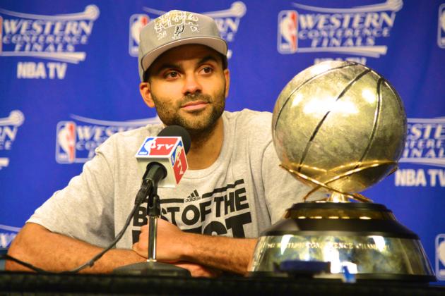 Jalen: Parker Is NBA's 3rd-Best Player