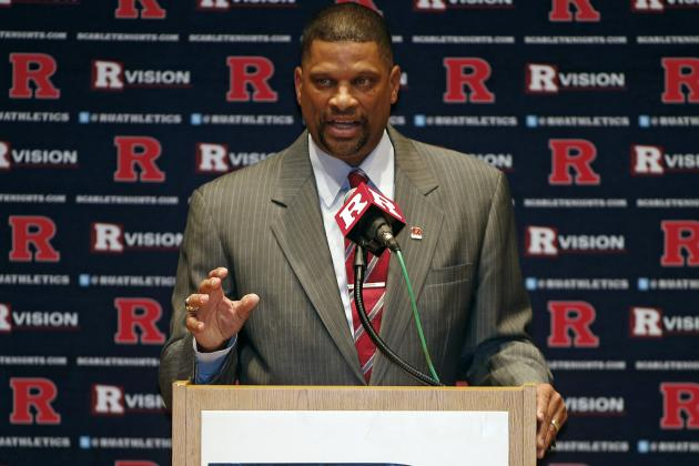 Is Rutgers Setting Trends in Hiring Standards with Basketball Coach Ed Jordan?