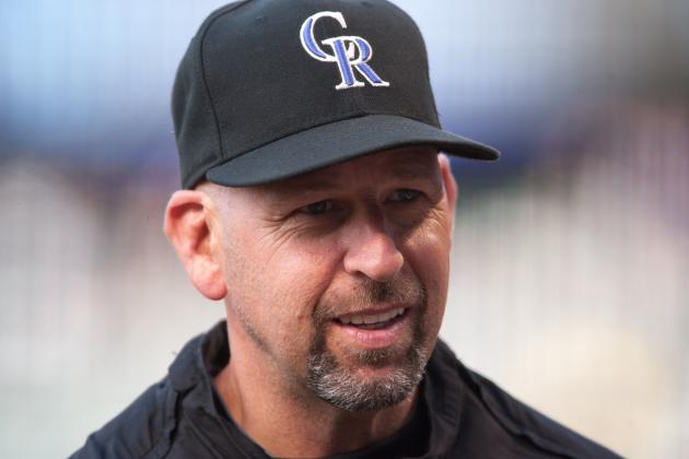 Walt Weiss Making the Most of His Rookie Season as Rockies Manager